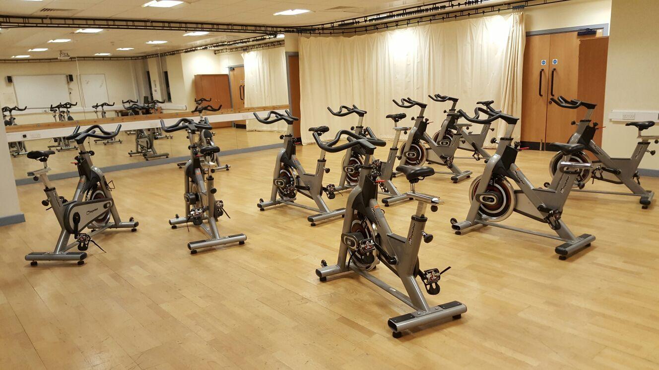 Studio rooms for hire clapham health club la activelife